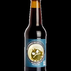 Bière brune IPA artisanale Sans dieux ni maître
