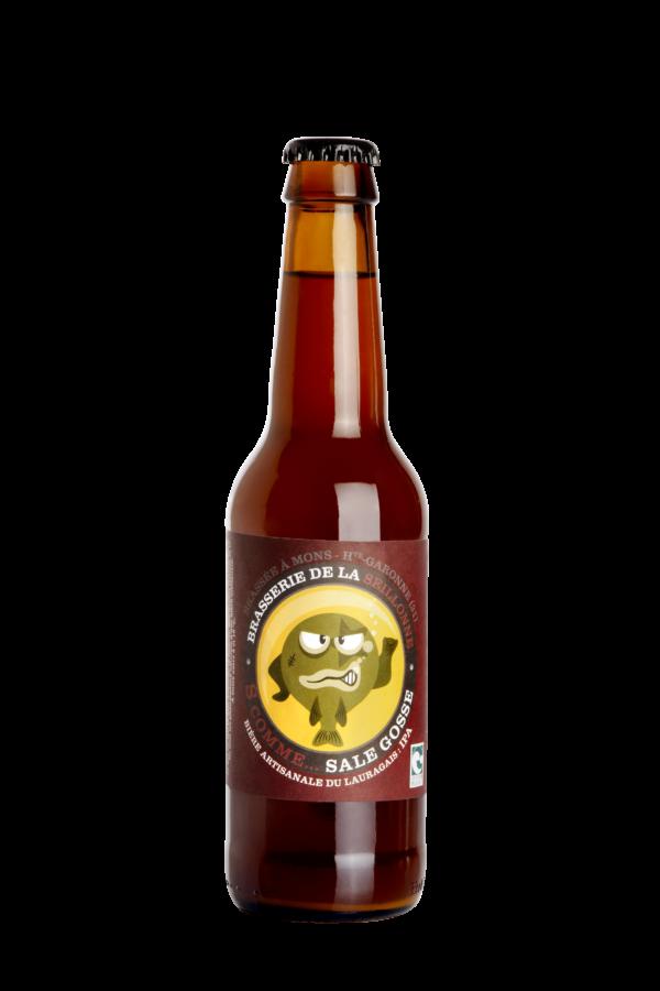 Bière blonde IPA Sale gosse