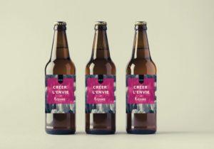 Créer des bières personnalisées