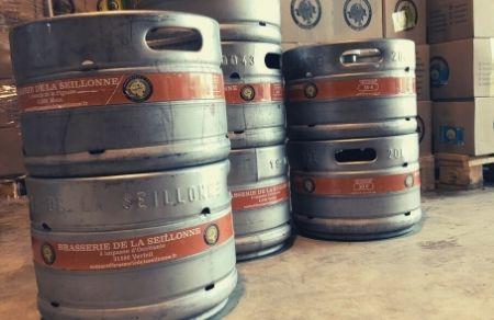 Futs de bière pour vos fêtes